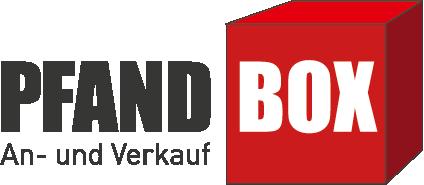 PFANDBOX – Das moderne Pfandhaus in Grenchen Logo